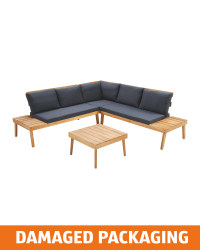 Damaged Packaging Wooden Sofa/Table