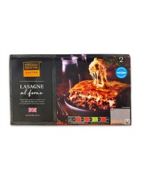 Lasagne Alforno