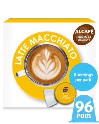 Latte Coffee Pods Bundle 6 Pack