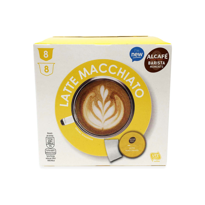 Latte Macchiato Coffee Pods