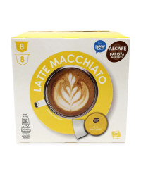 Latte Macchiato Coffee Pods