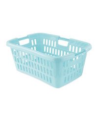 Easy Home Laundry Basket - Pastel Green
