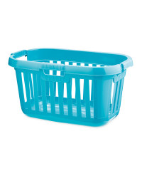 Laundry Basket - Teal