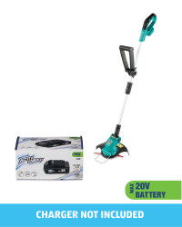 Lawn Trimmer With 20V Battery