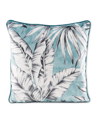 Kirkton House Leaf Cushion