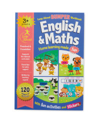 Leap Ahead: English and Maths 3+