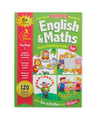 Leap Ahead: English and Maths 5+
