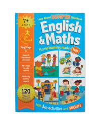 Leap Ahead: English and Maths 7+