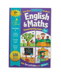 Leap Ahead: English and Maths 9+