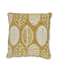 Leaves Decorative Cushion