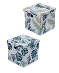 Kirkton House Leaves Storage Box