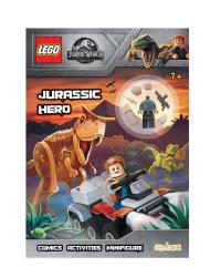 Jurassic World Lego Book
