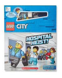 Lego City Hospital Heist