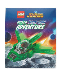 Lego DC Super Heroes Build Your Own