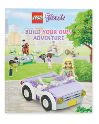 Lego Friends Build Your Own Set