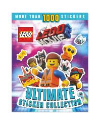 Lego Movie 2 Ultimate Sticker Book