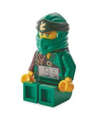 Lego Ninjago Lloyd Alarm Clock