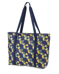 Lemons Tote Picnic Cooler Bag
