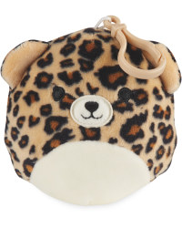 Leopard Squishmallow Keyring