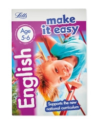 Let's Make It Easy English 5-6
