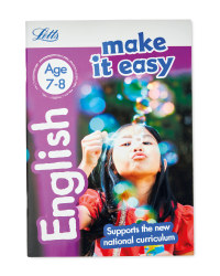 Let's Make It Easy English 7-8