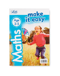 Let's Make It Easy Maths 3-5