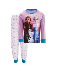 Kid's Frozen Pyjamas