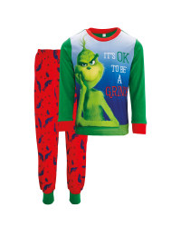 Kid's Grinch Pyjamas