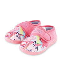 Kid's Peppa Pig Slippers