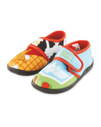 Kid's Toy Story Slippers