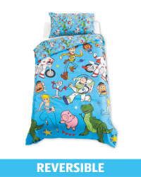 Licensed Single Duvet Set Toy Story