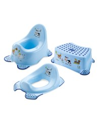 Blue Farm Potty Training Bundle