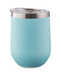 Light Blue Stainless Steel Tumbler