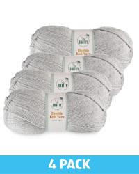Light Grey Double Knit Yarn