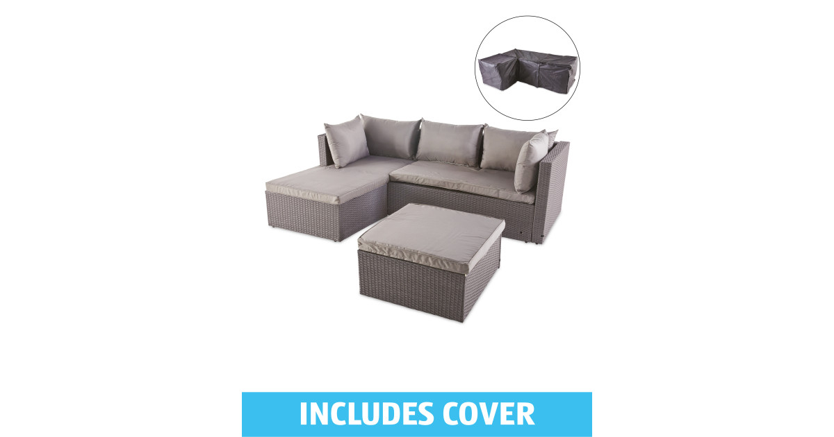 Better Homes And Gardens Replacement Cushions Azalea Ridge, Light Grey Rattan Corner Sofa Cover Aldi Uk