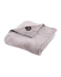 Pet Collection Light Grey Towel