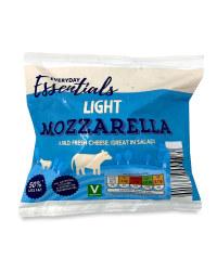 Light Mozzarella