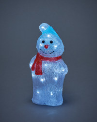 Perfect Christmas Light Up Snowman