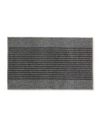 Light/Dark Grey Washable Mat