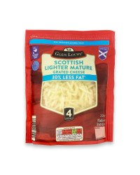 Lighter Mature Grated Cheese