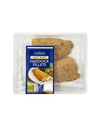Lightly Dusted Haddock Fillets