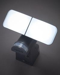 Lightway Battery Outdoor Spotlight - Grey