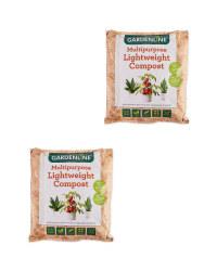 Lightweight Compost 2 Pack