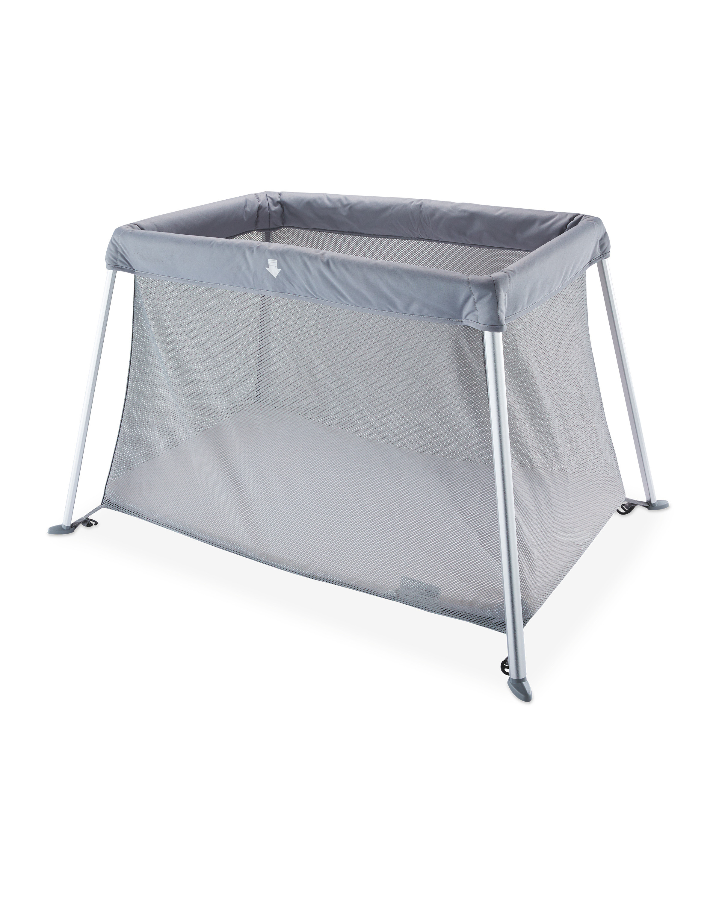 new product e9401 58818 Mamia Lightweight Travel Cot