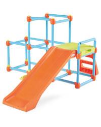 Lil Monkey Climb & Slide