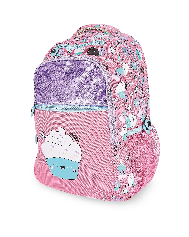 Lily & Dan Cupcake Backpack