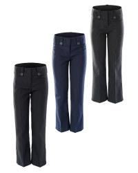 Lily & Dan Girls' Trousers