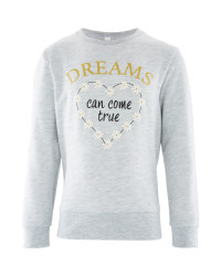 Lily & Dan Kids' Dreams  Sweatshirt
