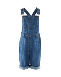 Lily & Dan Kids' Dungaree Shorts