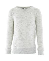 Lily & Dan Kids' Grey Sweatshirt